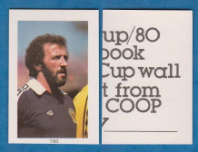 Scotland Danny McGrain Glasgow Celtic 150